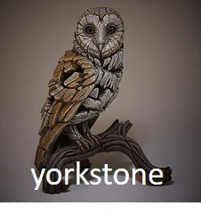 Barn Owl - Yorkstone for Outdoors 11636