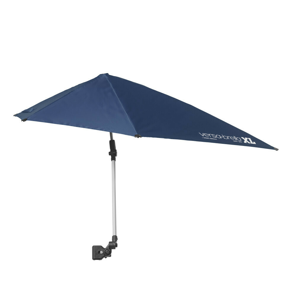 Sport-Brella Versa-Brella SPF 50 Adjustable Umbrella with Universal Clamp