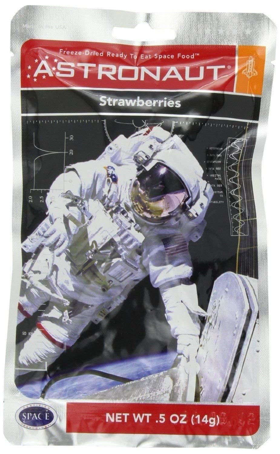 Astronaut Space Food Freeze-Dried Ready To Eat Fruit