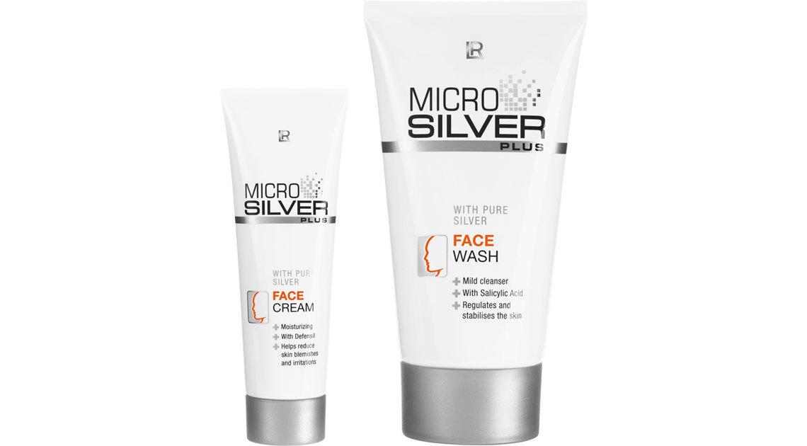 Microsilver Plus Yüz Bakım Seti 25004