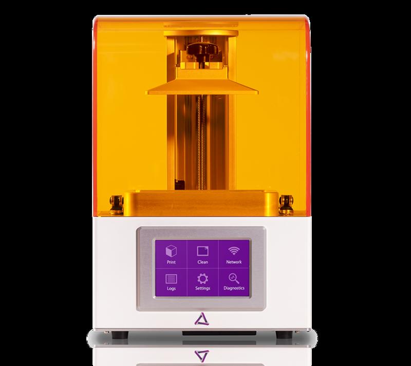 FreeShape 3D Dental LCD Printer