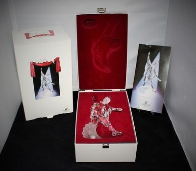 Swarovski Crystal 1999 Masquerade Pierrot 8