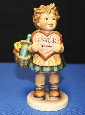 Goebel Hummel Valentine Gift 5.75