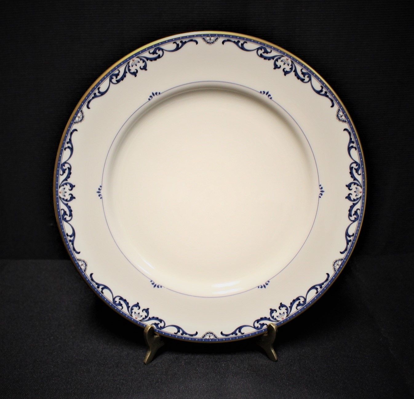 Lenox Liberty Presidential Collection Dinner Plate Jeweled Fine China