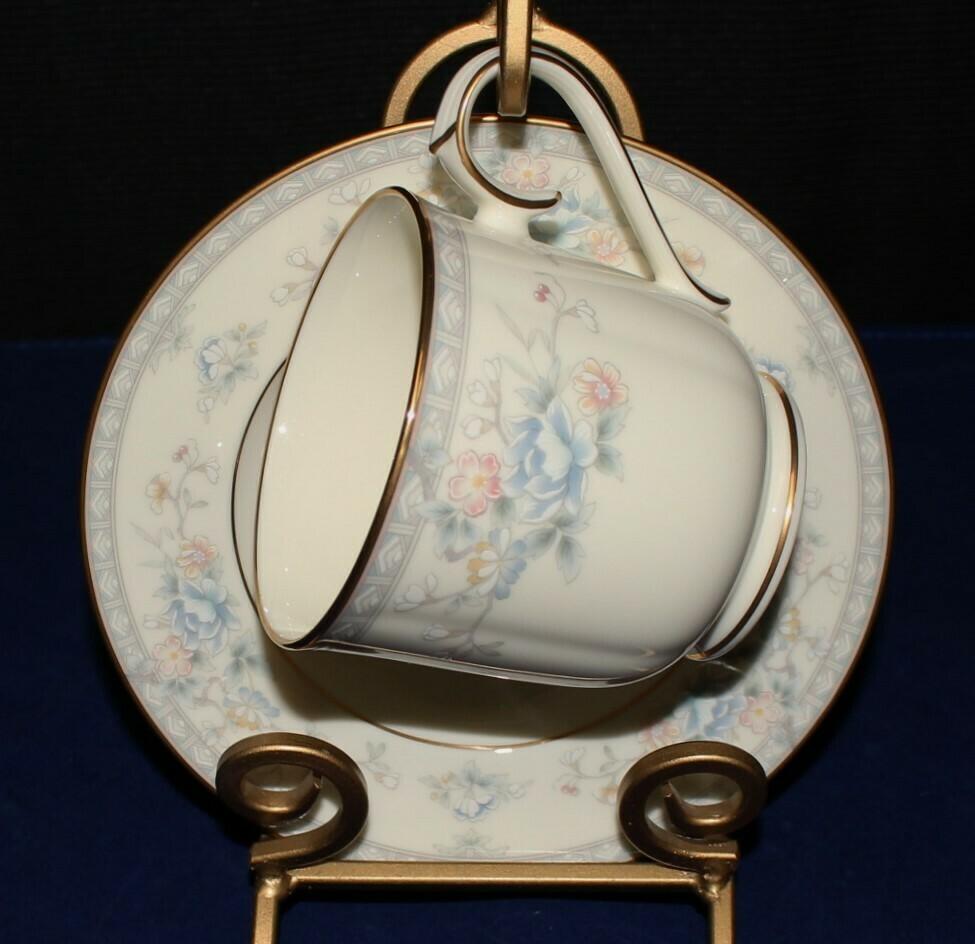 Noritake Mandarin Garden 9743 Bone China Cup & Saucer Set