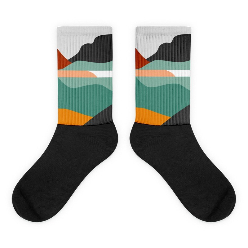Art We There Yet | Fun Socks!