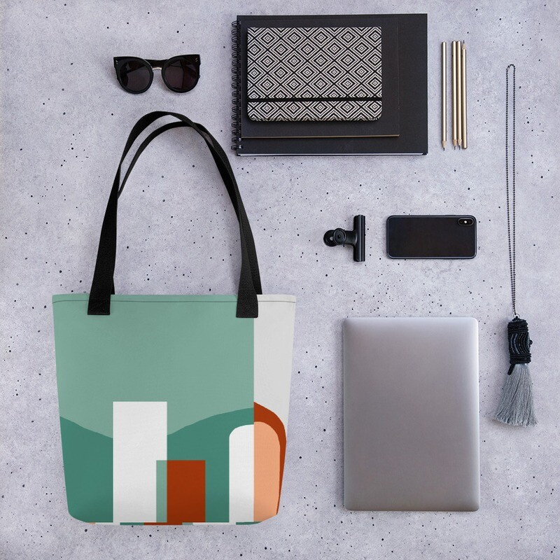 Art We There Yet Mural | Tote