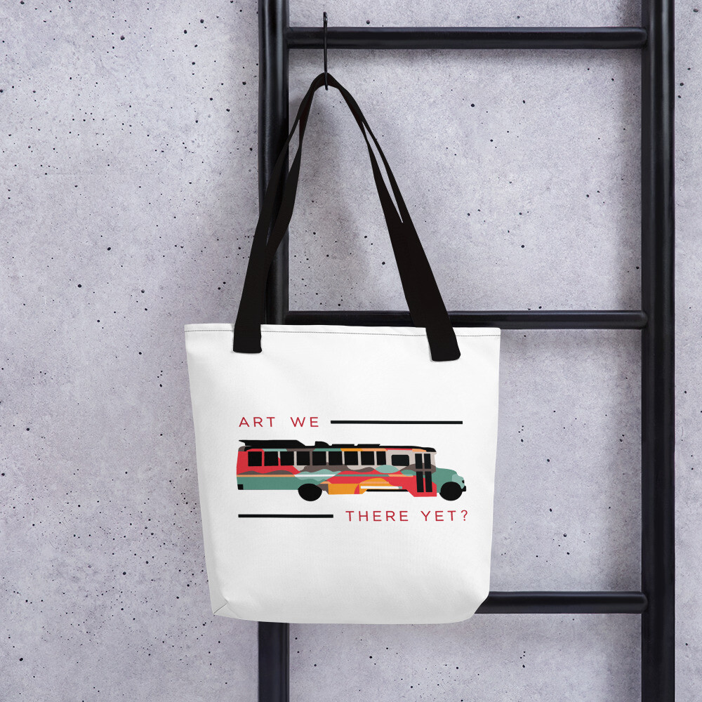 Art We There Yet | Tote