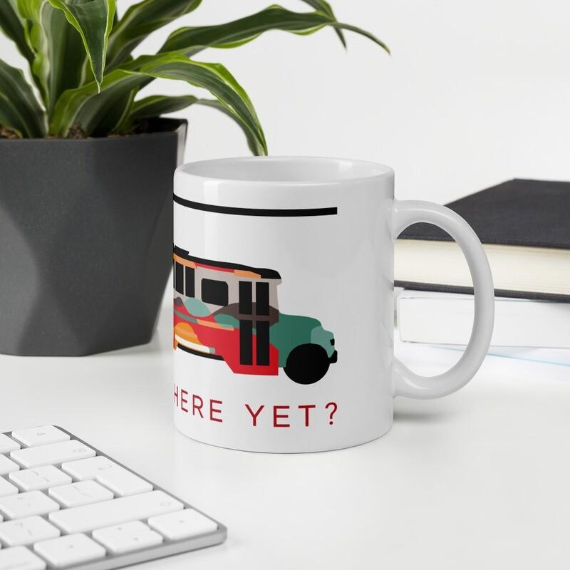 Art We There Yet | Mug