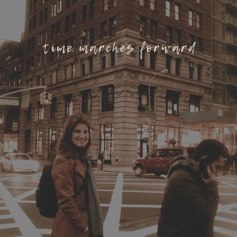 Time Marches Forward - Digital Album