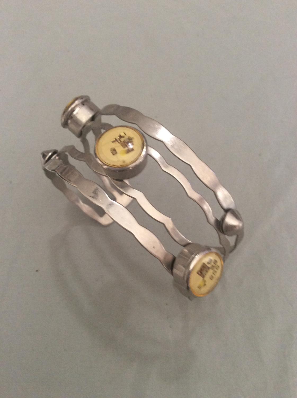 Bracelet circuits Emit Orgone, tachyon and chi / Life Force Energies
