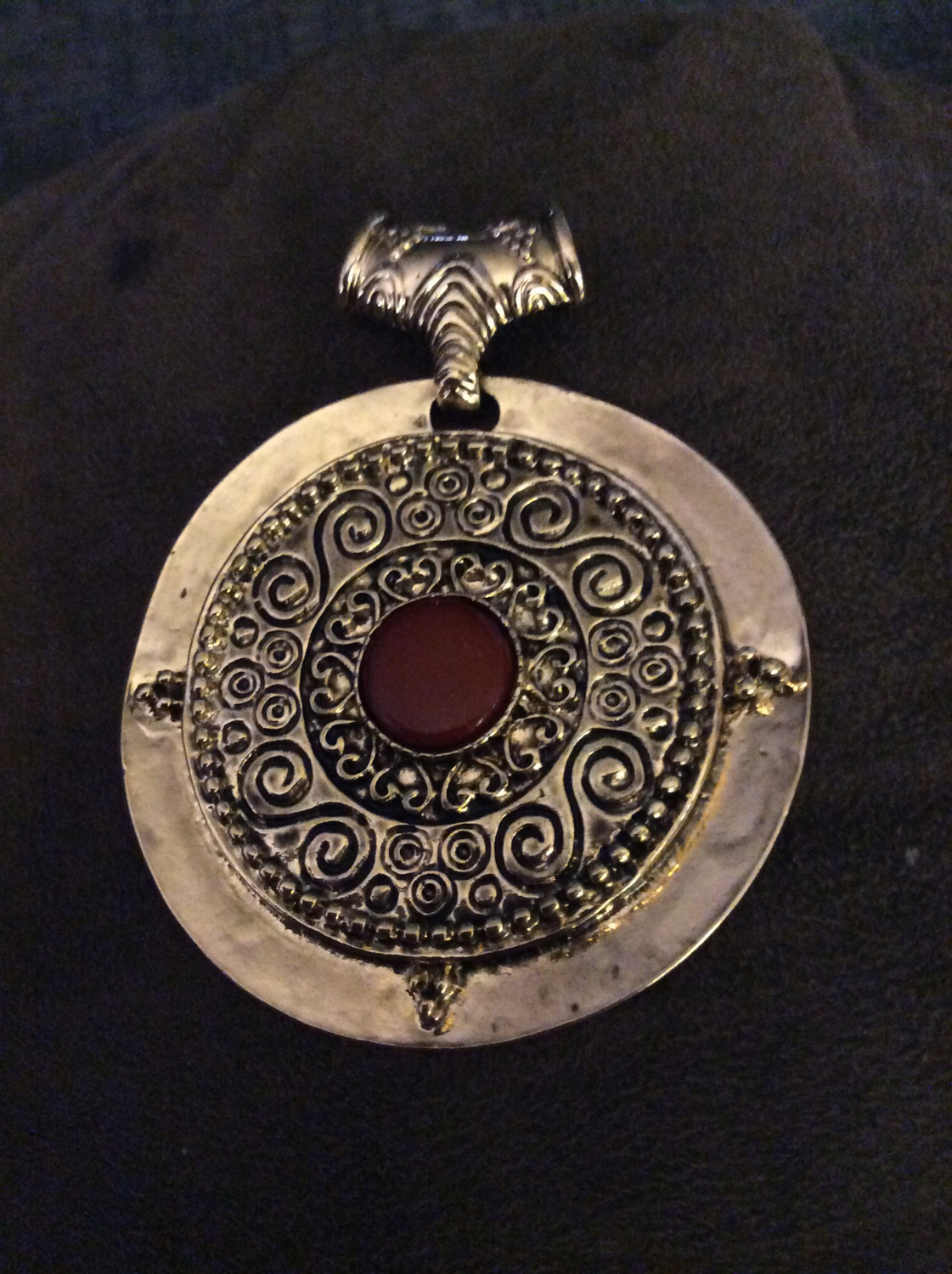 Amulet Of Mind / Time Connection And Control