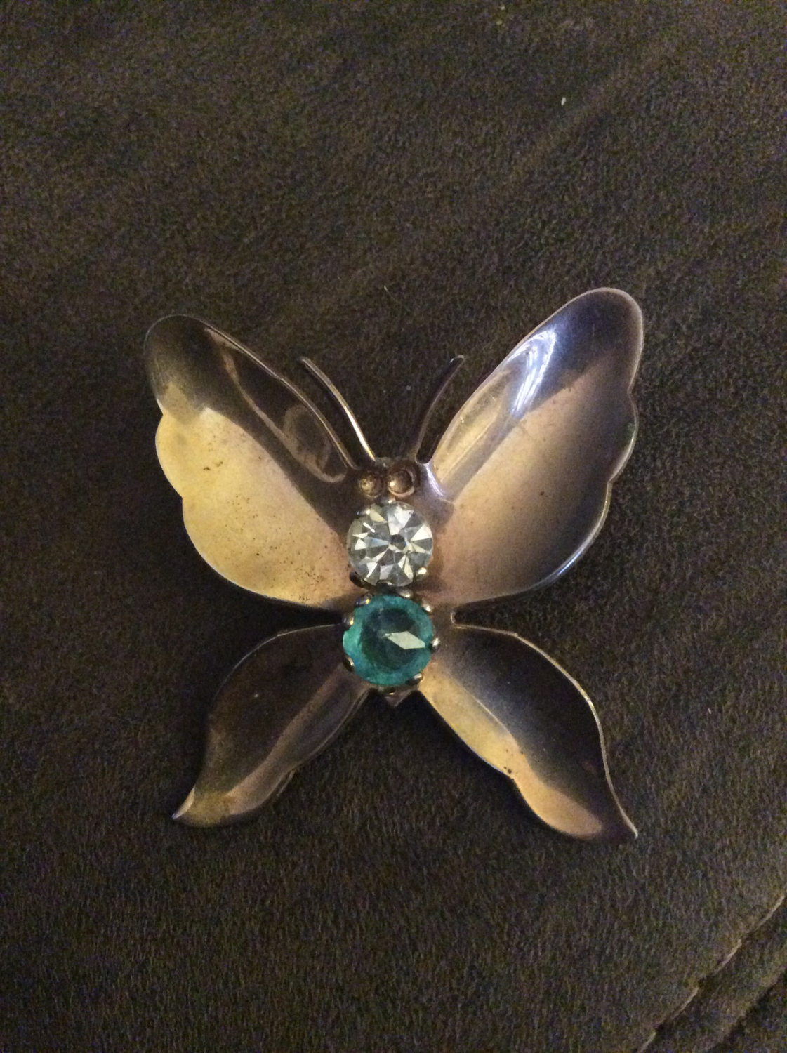 Butterfly pin of positive transformations favorable changes of improvement and increase