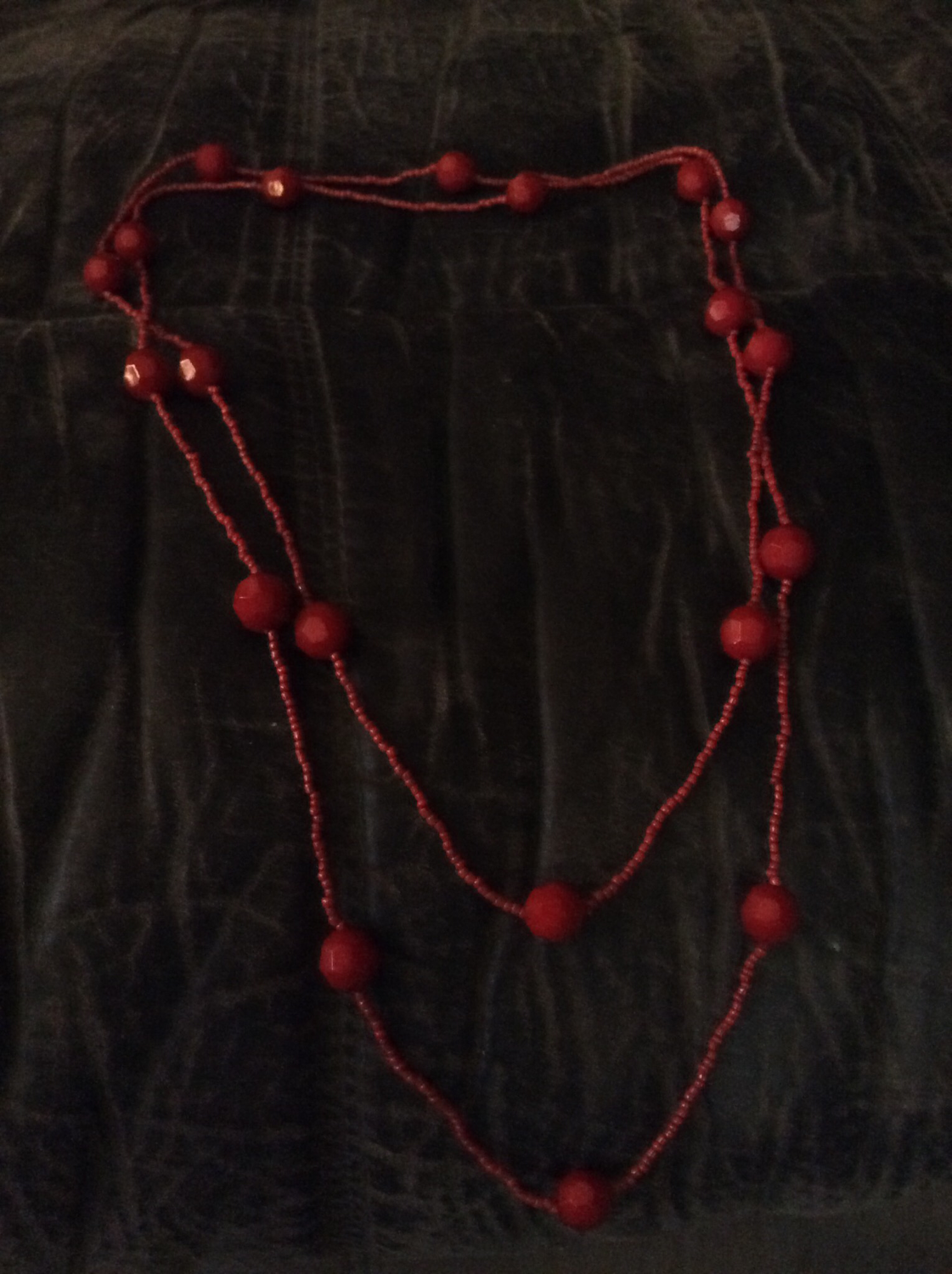 Red necklace #3 facilitate remote viewing, astral projection and out of body experiences