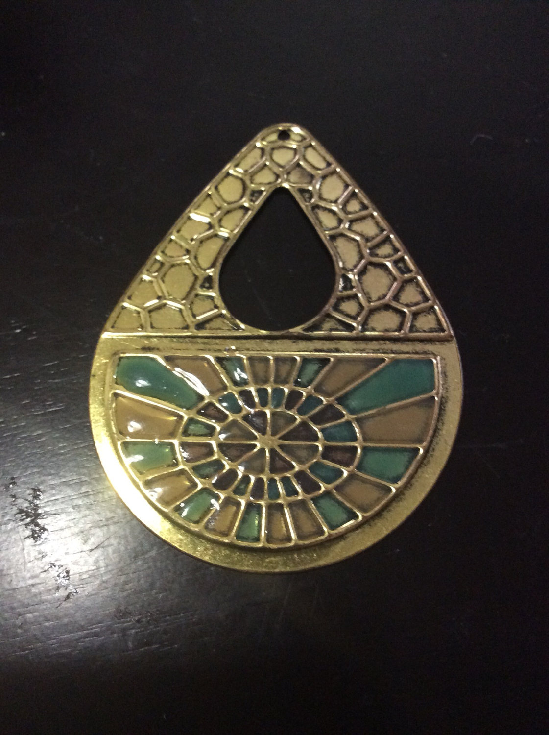Amulet Portal unto temple of the sun source of ancient sacred supernatural energy