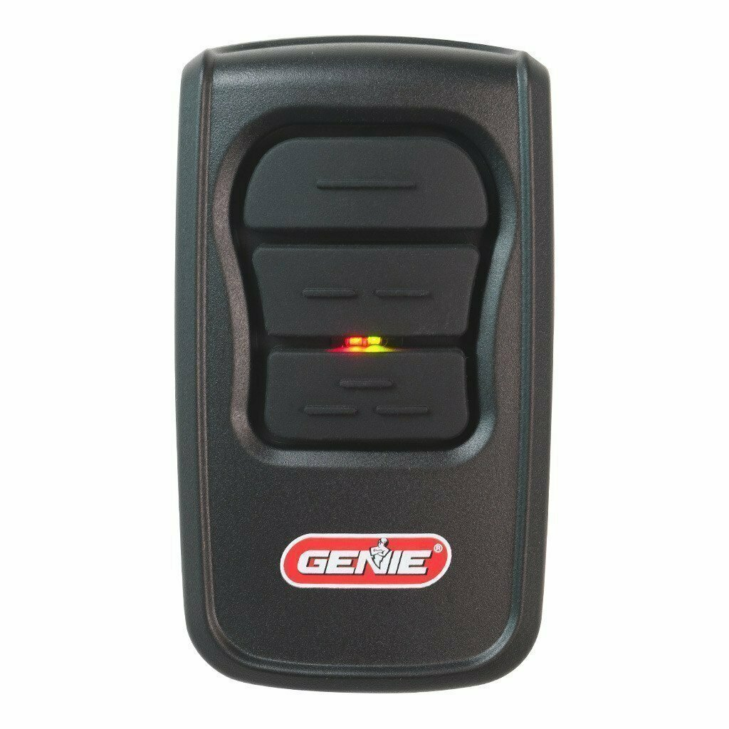 GM3T Three Button Genie Visor Remote, 37344R