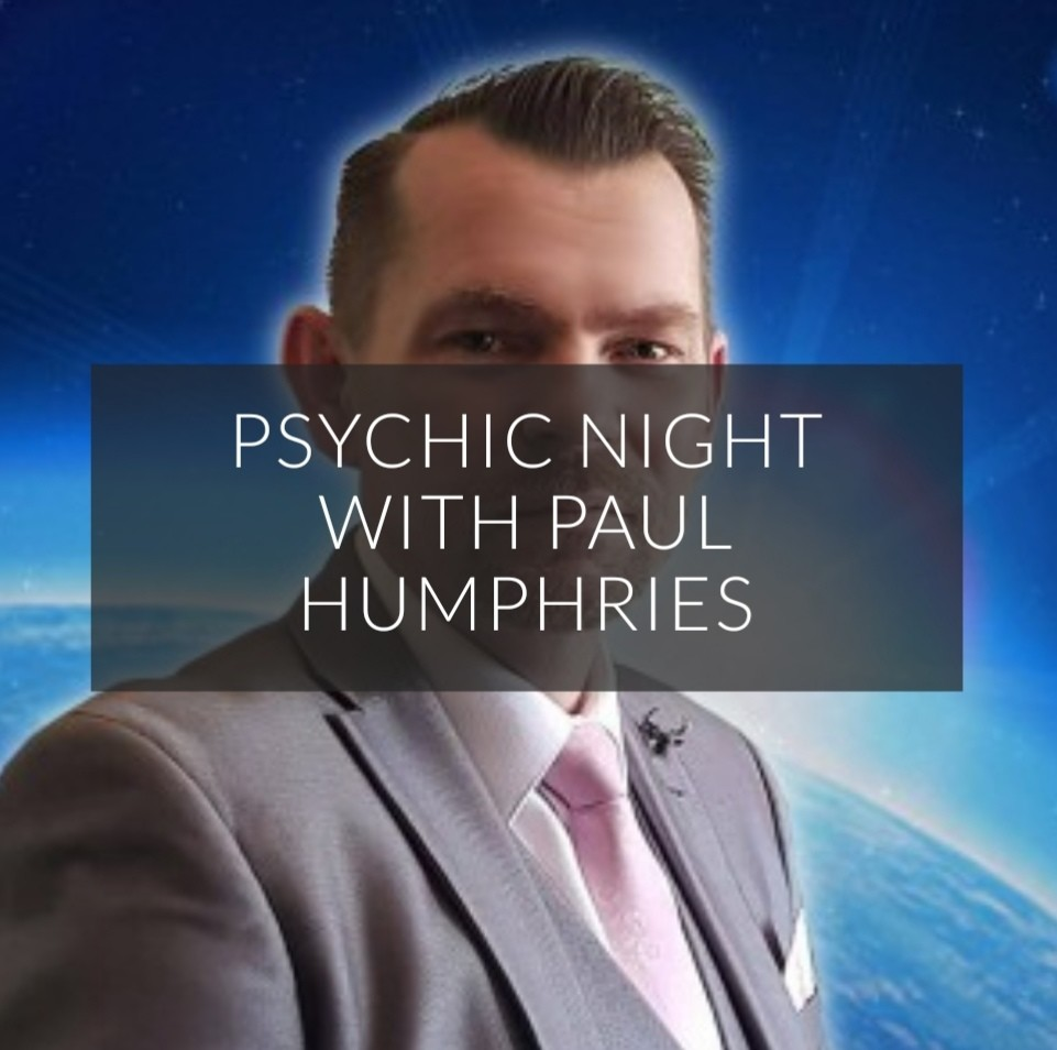 Psychic Night with Paul Humphries