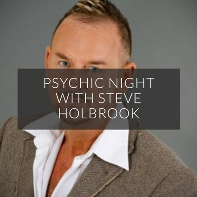Psychic Night with Steve Holbrook