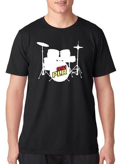 WPLR Drum Shirt