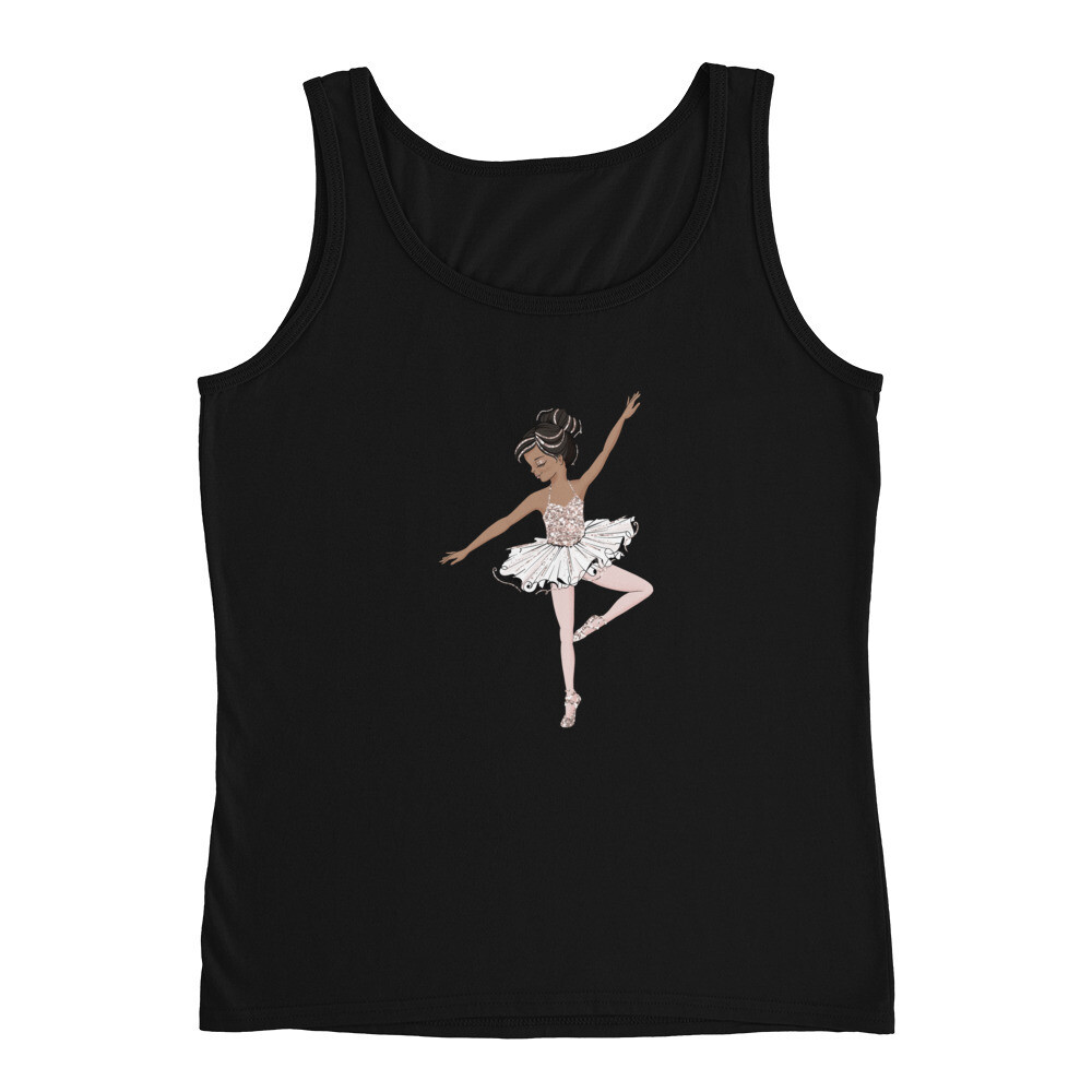 Tiny Ballerina Ladies' Tank
