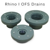 Rhino I OFS 4-in  Over Flow or Return to Pond.