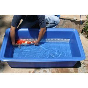 "MATALA    Measuring Tub  Size :  L 48"" x W 24.4"" x H 14"""