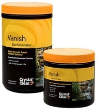 Vanish-Dry Dechlorinator 25 lb.Treats 2,400,000 Gallons