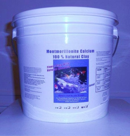 Montmorillonite Calcuium Clay 10 lb.