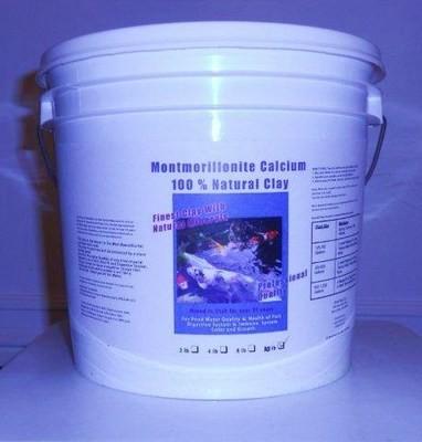 Montmorillonite Calcuium Clay 10 lb.