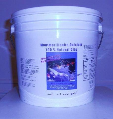 Montmorillonite Calcuium Clay 25 lb.