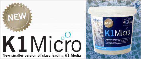 K1 Micro 50 Liter