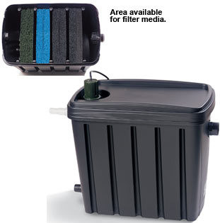 BioStep 10 Filter ponds up to 800 gallons