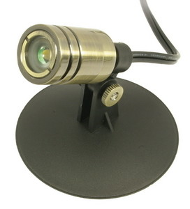 1-Watt 12 Volt LED Bullet Spotlight - Architectural Bronze Finish