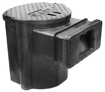 """Savio Skimmer Regular Size with 16"""" Weir  Flow 5,000-8,500 gp"""