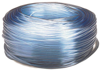 "3/16"" x 100' Air Hose [Non-Weighted, Clear]"