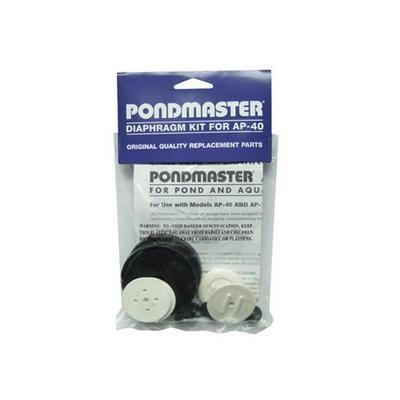 PondMaster AP-40 Diaphragm Repair Kit
