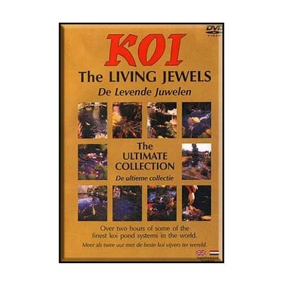 KOI--THE LIVING JEWELS ULTIMATE C OLLECTION DVD