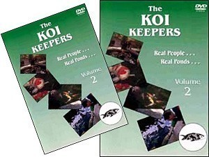 THE KOI KEEPERS VOLUME 2 DVD