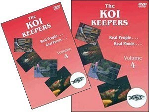 THE KOI KEEPERS VOLUME 4
