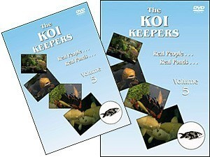 HE KOI KEEPERS VOLUME 5