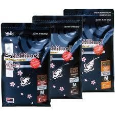Saki-Hikari Growth 4.4 lb. Bag [Medium] Pellets
