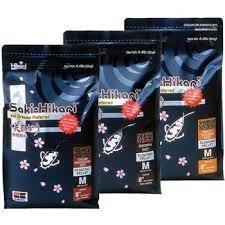 Saki-Hikari Growth 33 lb. Bag [Medium] Pellets