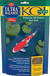 Ultra Balance  GROWTH Koi Food 5 lb