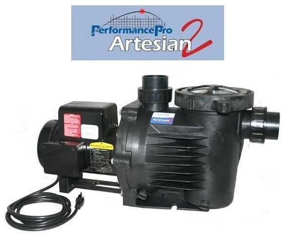 ArtesianPro High Flow 15,540 GPH * High Flow, High RPM