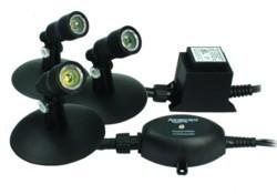 Aquascape LED Pond and Landscape Spotlight Kit 3-Watt