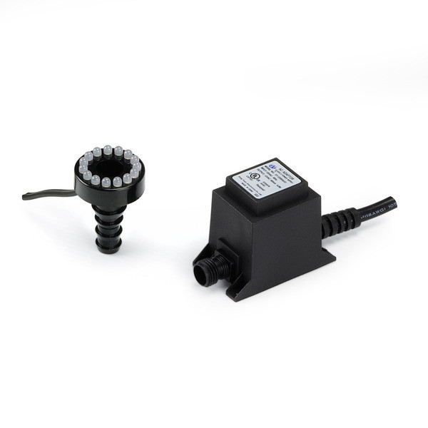 AQUASCAPES LED Fountain Accent Light 12 volt with Transformer