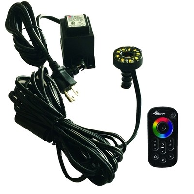 AQUASCAPES LED Color-Changing Fountain Light Kit