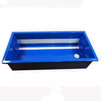 Large Rectangle Koi Measuring Tub