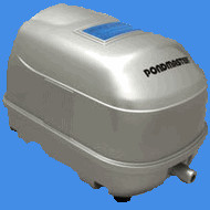 MODEL AP-40 LINEAR AIR PUMP FOR PONDS UP TO 5,000 GALLONS.