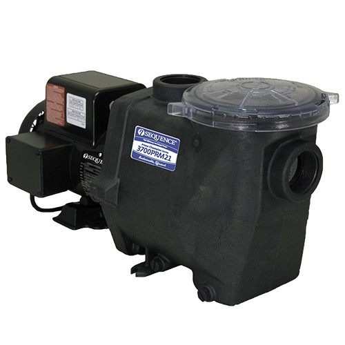 Sequence Self-Primer 3700PRM External Pond Pump